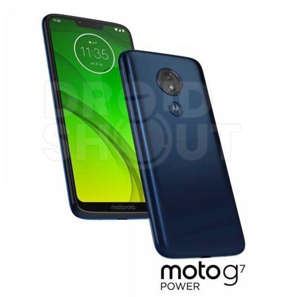 Качественные рендеры семейства Moto G7 Другие устройства  - moto4