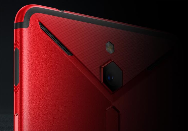 Игровой смартфон ZTE Nubia Red Magic Mars с 10 Гбайт ОЗУ Другие устройства  - nubia2