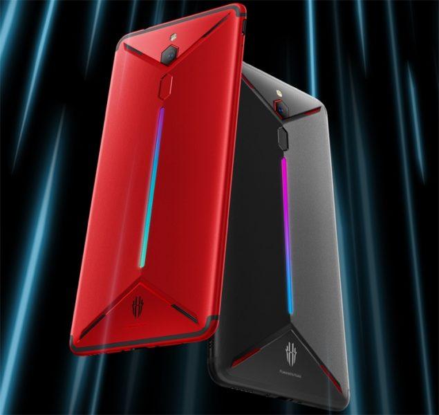 Игровой смартфон ZTE Nubia Red Magic Mars с 10 Гбайт ОЗУ Другие устройства  - nubia3