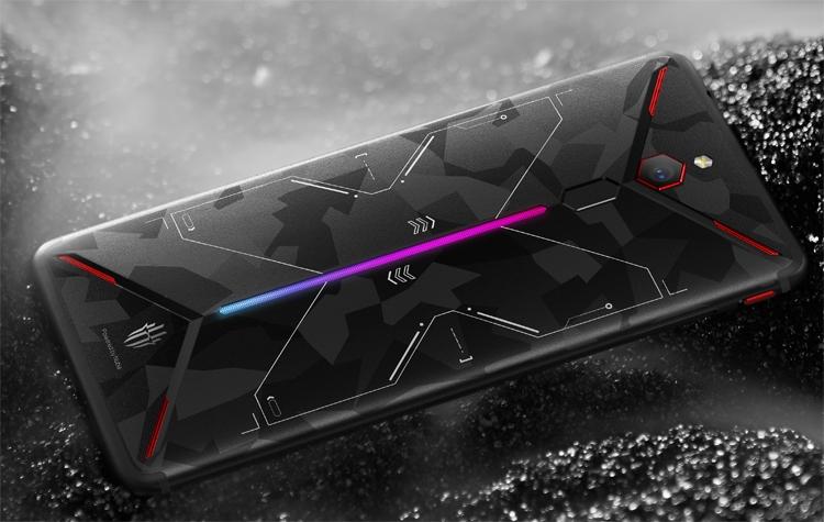 Игровой смартфон ZTE Nubia Red Magic Mars с 10 Гбайт ОЗУ Другие устройства  - nubia4