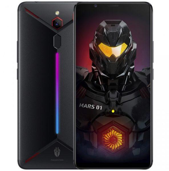 Игровой смартфон ZTE Nubia Red Magic Mars с 10 Гбайт ОЗУ Другие устройства  - nubia5