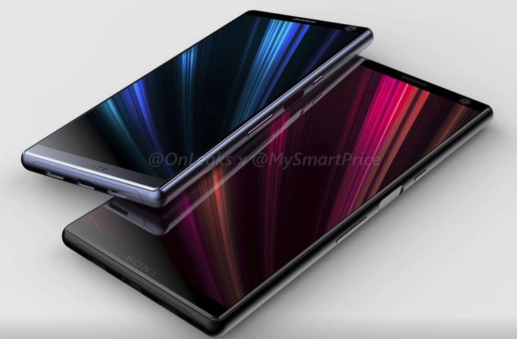 Стоимость Sony Xperia XA3 Ultra составит в 520 евро Другие устройства  - sony1