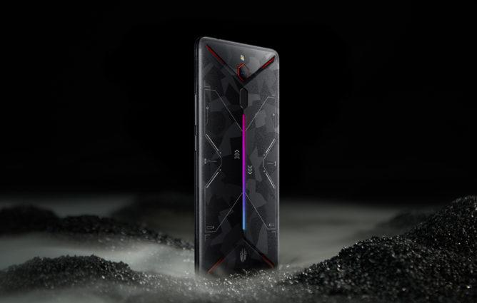 Игровой смартфон Nubia Red Magic Mars на глобальном рынок Другие устройства  - NubiaRM_1-668x425