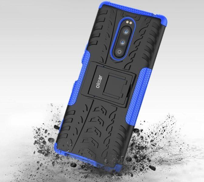 Раскрыт дизайн Sony Xperia XZ4 с тройной камерой Другие устройства  - sony2