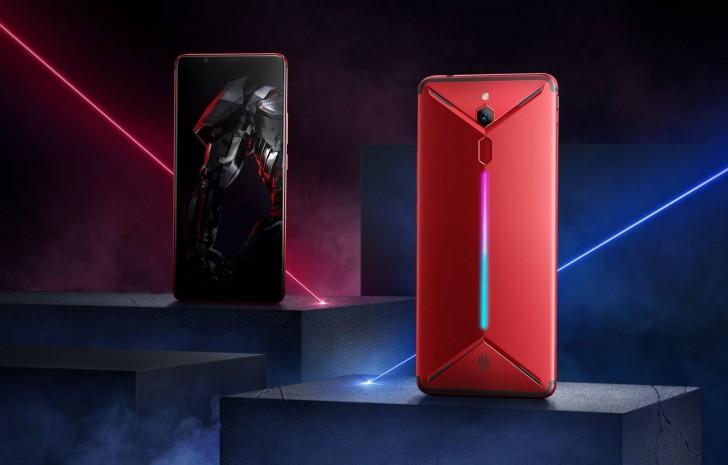 Игровой смартфон Nubia Red Magic Mars на глобальном рынок Другие устройства  - gsm8967_001