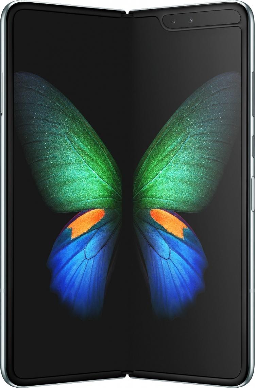 Samsung постарается, чтобы экранная складка Galaxy Fold была невидимой Samsung  - 03
