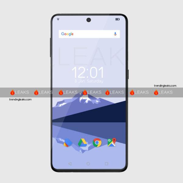 Раскрыт внешний вид Essential Phone 2 Другие устройства  - Essential-Phone-2-Leaked