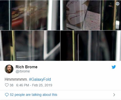 Samsung постарается, чтобы экранная складка Galaxy Fold была невидимой Samsung  - Skrinshot-26-02-2019-175219