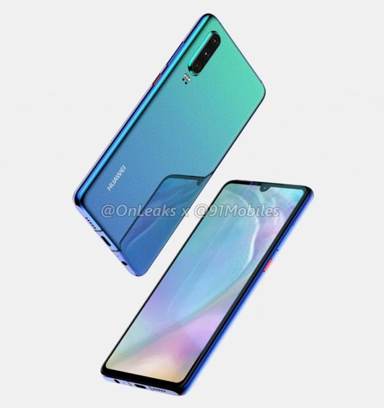 Huawei P30 и P30 Pro дебютируют уже в марте Huawei  - hu2