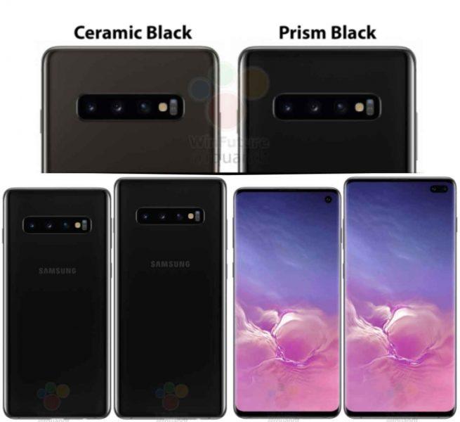 Samsung Galaxy S10 - гаджет в качестве зарядника Samsung  - sm.06.750