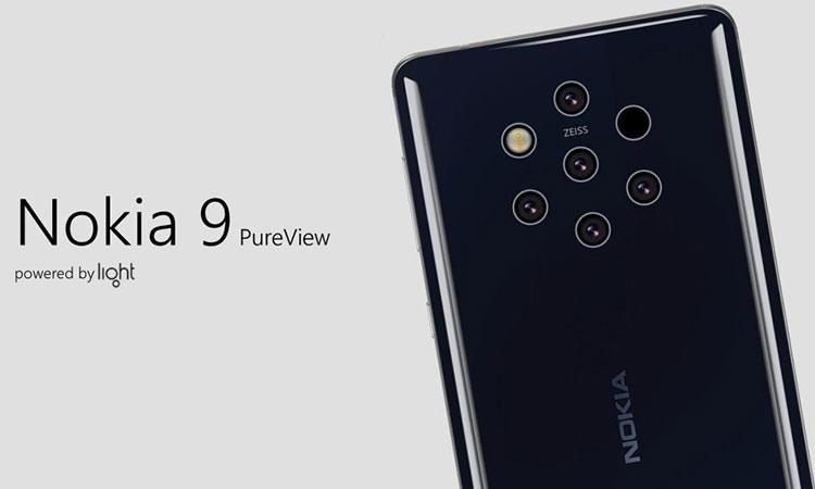 Google раскрыл подробности нового Nokia 9 PureView Другие устройства  - 01-2