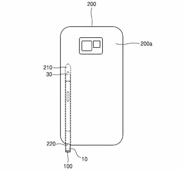 Samsung придумала камеру в стилусе Samsung  - 02