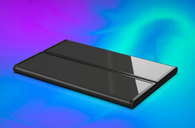 Рендеры девайса двойного сложения от Xiaomi Xiaomi  - mi4