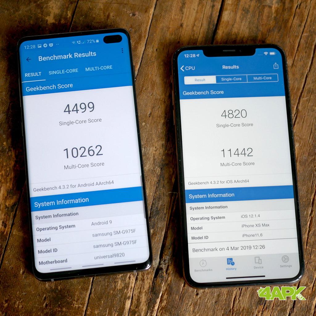 Обзор Samsung Galaxy S10+: новое величие флагманов Samsung  - 3-3-1