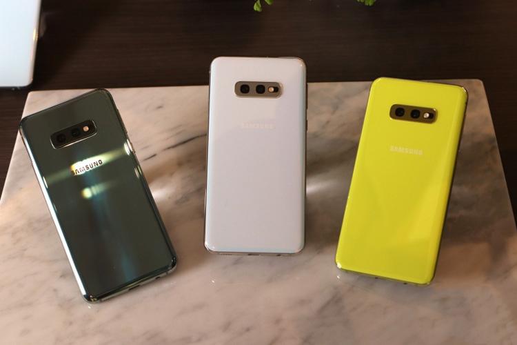 Samsung Galaxy A90 на Snapdragon 855 дешевле чем Galaxy S10e Samsung  - Samsung-Galaxy-S10e