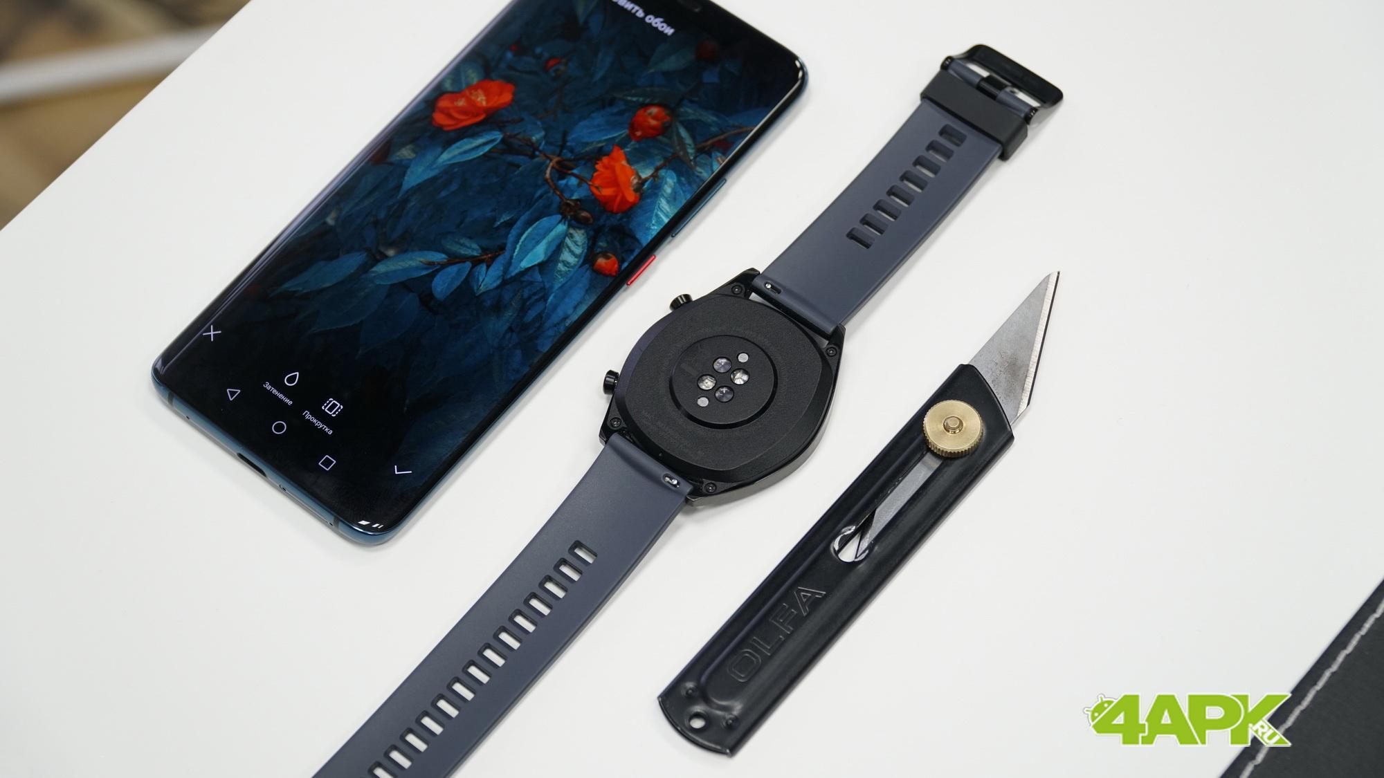 Обзор Band 3 Pro и Huawei Watch GT Huawei  - huawei_watch_band_08