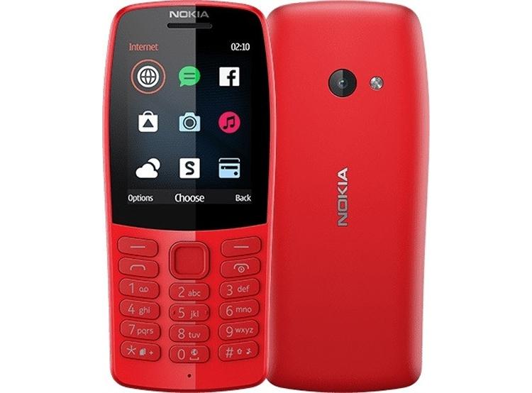 В России вышел телефон Nokia 210: Цена 3000 рублей Другие устройства  - nokia2-1