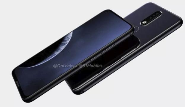 Nokia 6.2 с «дырявым» экраном выйдет до конца весны Другие устройства  - nokia2