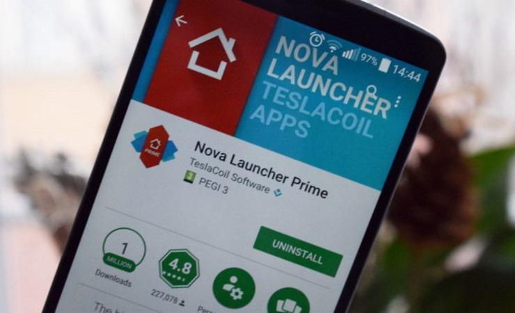 Nova Launcher обновилась до 6.0 Приложения  - 41b5cf3a5836fafdc3c97ba667865947