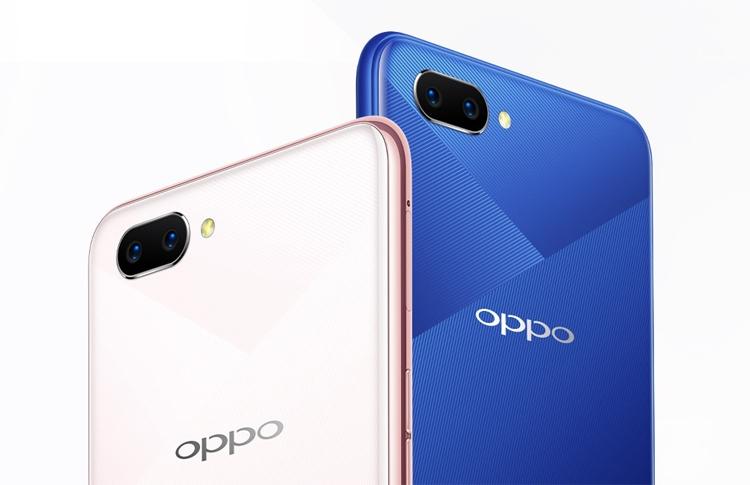 "Выходит OPPO AX5s: 6,2"" экран и мощный аккумулятор Другие устройства  - oppo2"