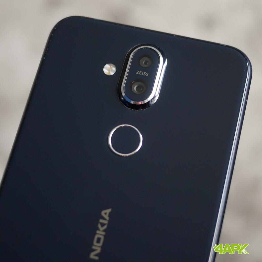 Обзор Nokia 8.1: гаджет с задатками флагмана Другие устройства  - 1-2-1