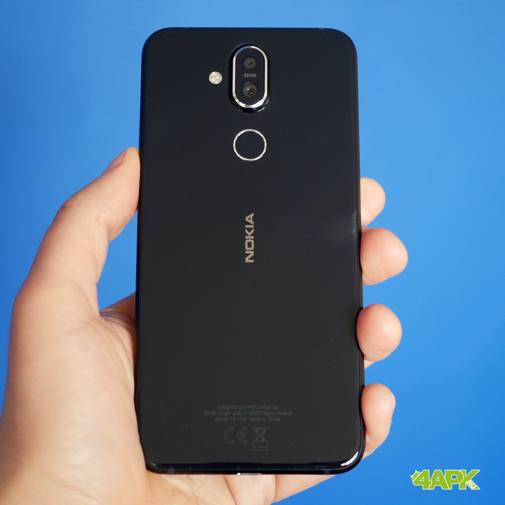 Обзор Nokia 8.1: гаджет с задатками флагмана Другие устройства  - 1-3-1