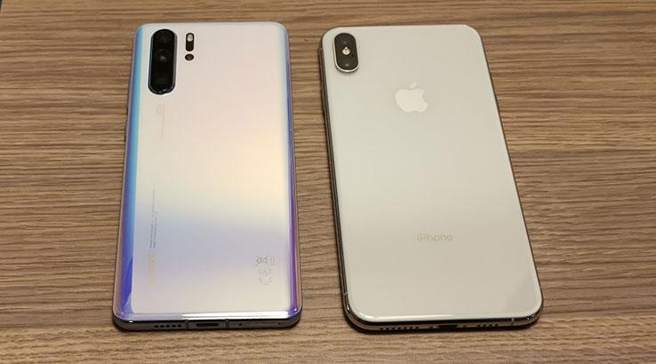 Тест на iPhone XS Max и Huawei P30 Pro. Заряжаются ли девайсы быстрее в выключенном состоянии? Другие устройства  - P30ProvsXSMax_Finder_738x410