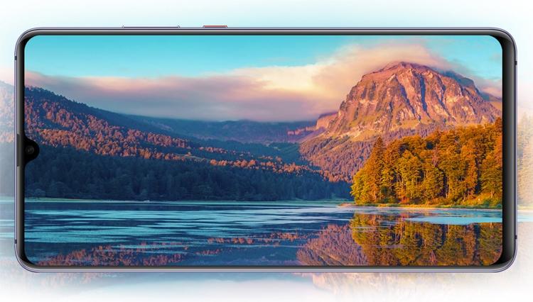 Новые детали о 5G-версии Huawei Mate 20 X Huawei  - mate1