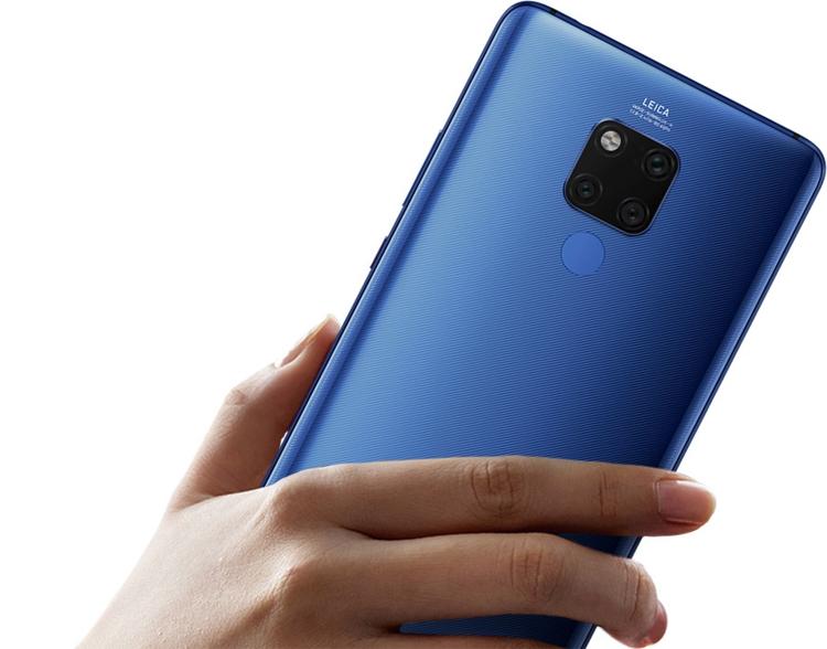 Новые детали о 5G-версии Huawei Mate 20 X Huawei  - mate2