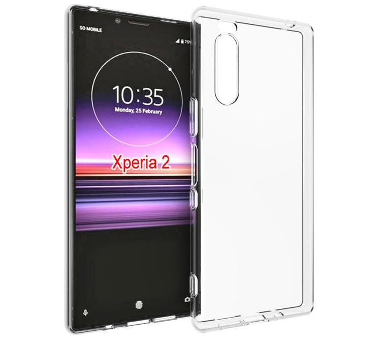 Защитный чехол раскрывают особенности Sony Xperia 2 Другие устройства  - xperia1