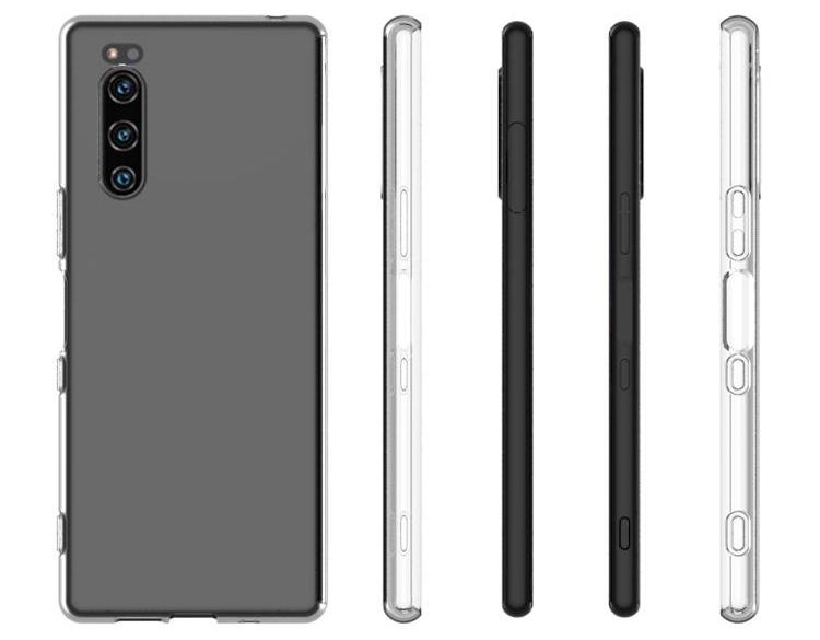 Защитный чехол раскрывают особенности Sony Xperia 2 Другие устройства  - xperia2-1