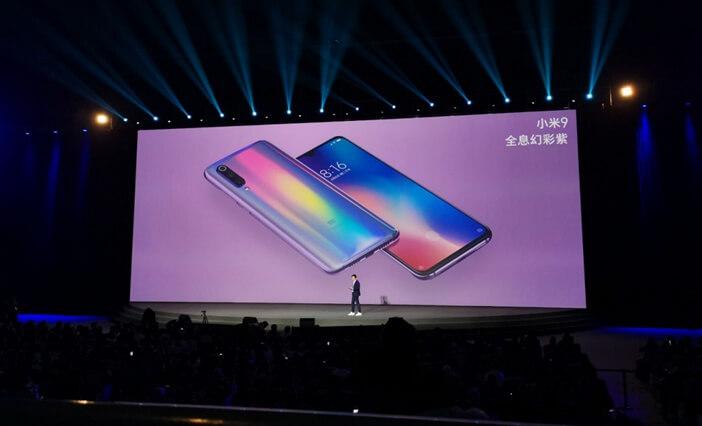 Xiaomi: все модели начиная от недорогих до флагманов Xiaomi  - Mi-9-Presentation