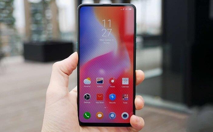 Xiaomi: все модели начиная от недорогих до флагманов Xiaomi  - Mi-Mix-3-in-hand