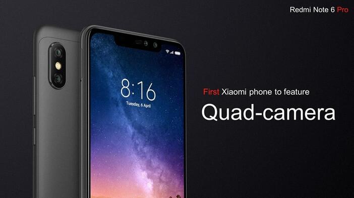 Xiaomi: все модели начиная от недорогих до флагманов Xiaomi  - Redmi-Note-6-Pro