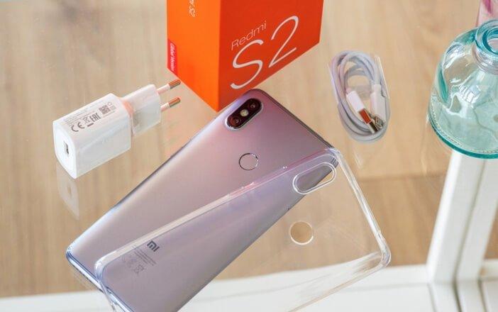 Xiaomi: все модели начиная от недорогих до флагманов Xiaomi  - Redmi-S2-and-box
