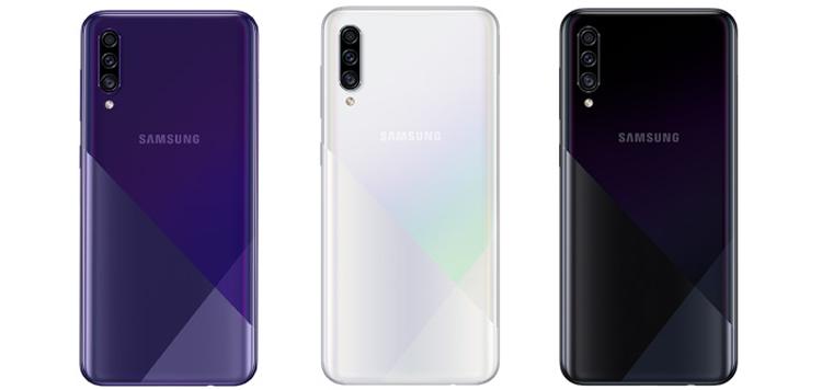 Samsung Galaxy A50s и A30s: дисплей на 6,4 дюйма и тройная камера Samsung  - gal4-1