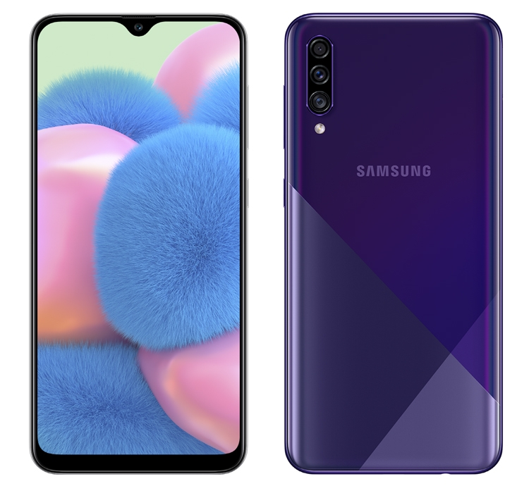 Samsung Galaxy A50s и A30s: дисплей на 6,4 дюйма и тройная камера Samsung  - gal6
