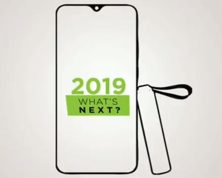 HTC хочет выпустить новый смартфон с экранным вырезом HTC  - htc1