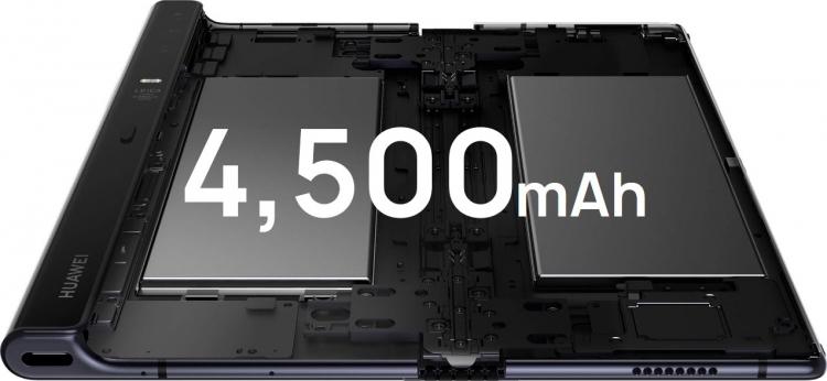 Huawei Mate X выйдет с чипами Kirin 980 и Kirin 990 Huawei  - 05-1