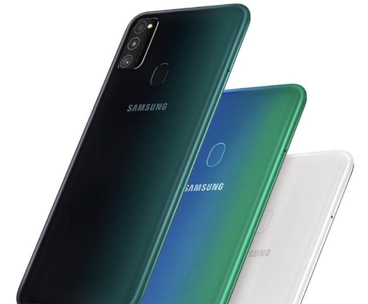 "Samsung Galaxy M30s с экраном 6,4"" FHD+ и батареей на 6000 мА·ч Samsung  - Samsung2"
