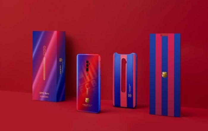 OPPO Reno 10x Zoom FC Barcelona Edition для фанатов испанского клуба Другие устройства  - image004
