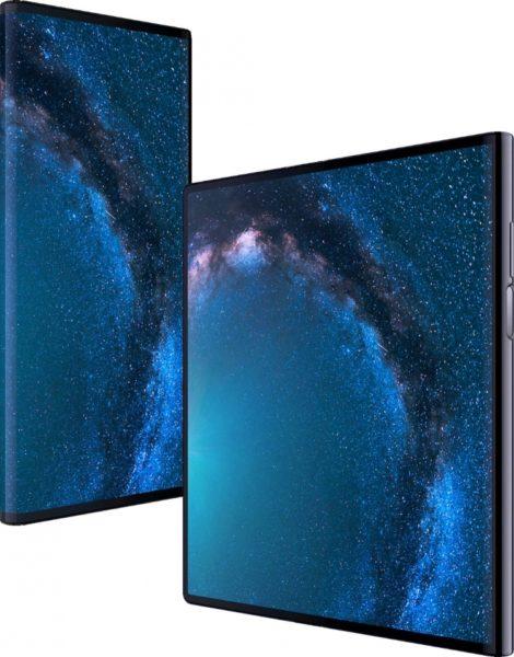 Huawei обещает изгибаемый Mate X в продаже в следующем месяце Huawei  - sm.02.750-1