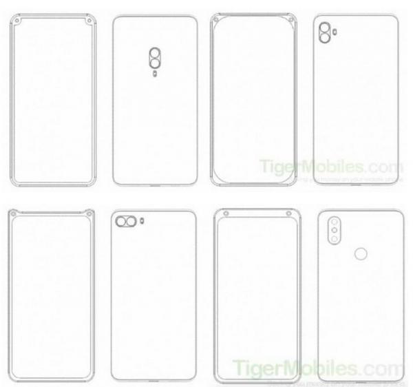 Xiaomi ищет новые способы как обыграть селфи-камеры Xiaomi  - 1674225
