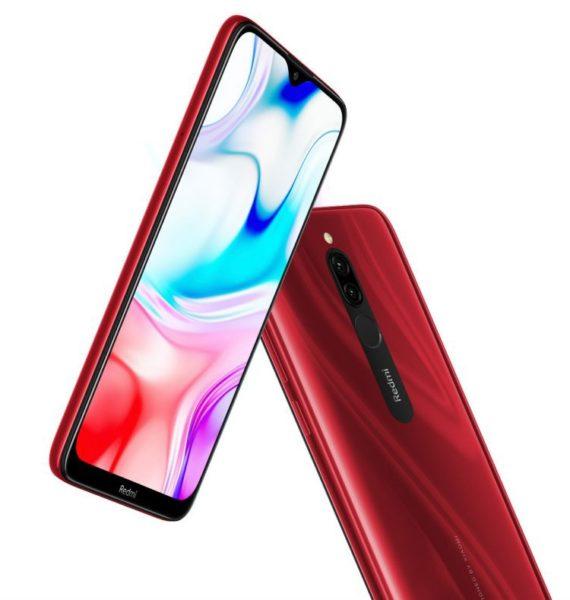 Анонсирован Redmi 8: чип Snapdragon 439, экран HD+ и двойная камера Xiaomi  - Redmi1