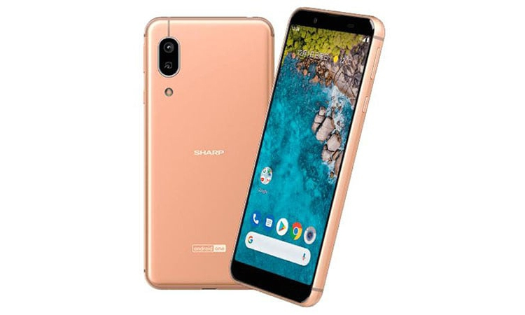 Sharp S7 на Android One снабжен IGZO-дисплеем Full HD+ Другие устройства  - Sharp1
