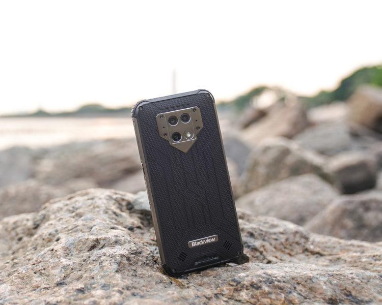 Скорый выход Blackview BV9800 Pro с емким аккумулятором и не только Другие устройства  - back12