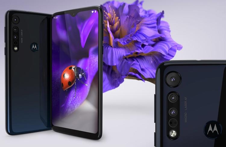Анонсирован Motorola One Macro с функцией макро-съёмки за $140 Другие устройства  - moto1-1