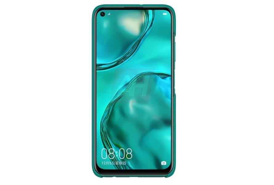 Huawei выпустит версию Nova 6 с квадрокамерой и 40-Вт зарядкой Huawei  - Huawei-Nova-6-SE-2