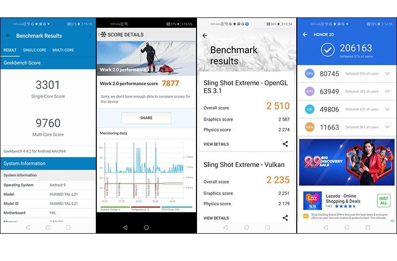 Обзор Huawei Nova 5t: флагманский уровень и доступная цена Huawei  - huawei-nova-5t-20