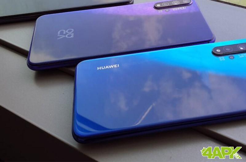 Обзор Huawei Nova 5t: флагманский уровень и доступная цена Huawei  - huawei-nova-5t-3